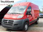2018 ProMaster 1500 High Roof FWD,  Empty Cargo Van #8J002 - photo 1