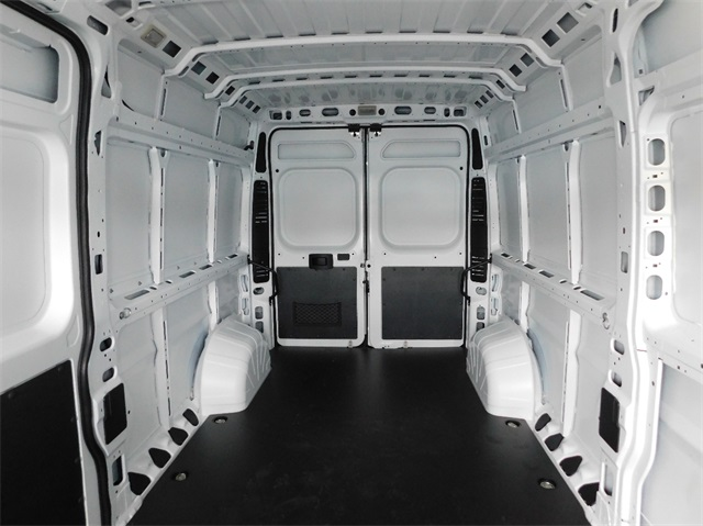 2018 ProMaster 2500 High Roof FWD,  Empty Cargo Van #8J043 - photo 2