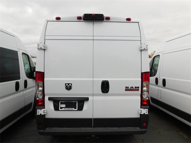 2018 ProMaster 2500 High Roof FWD,  Empty Cargo Van #8J043 - photo 4