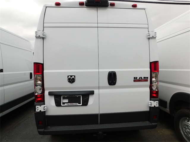 2018 ProMaster 2500 High Roof FWD,  Empty Cargo Van #8J063 - photo 4
