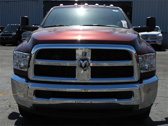 2018 Ram 3500 Regular Cab DRW 4x2,  Parkhurst Stake Bed #8K192 - photo 14