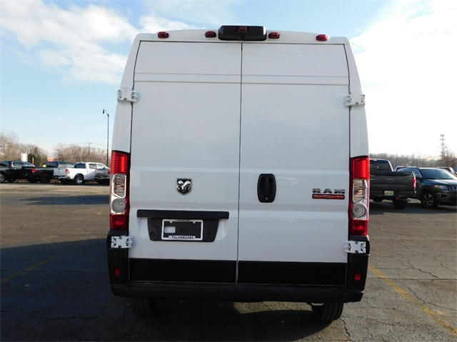2019 ProMaster 2500 High Roof FWD,  Empty Cargo Van #9J002 - photo 4
