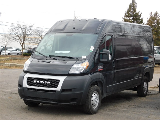 2019 ProMaster 2500 High Roof FWD,  Empty Cargo Van #9J003 - photo 3