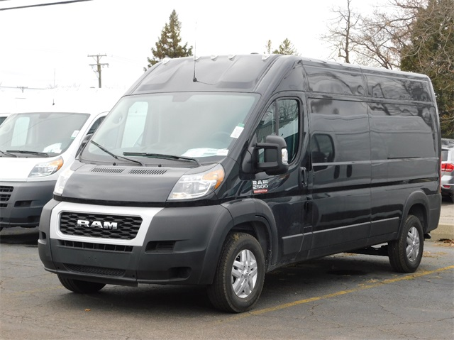2019 ProMaster 2500 High Roof FWD,  Empty Cargo Van #9J007 - photo 4