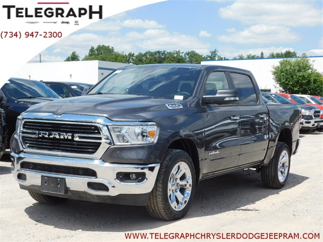 2019 Ram 1500 Crew Cab 4x4,  Pickup #9K086 - photo 1