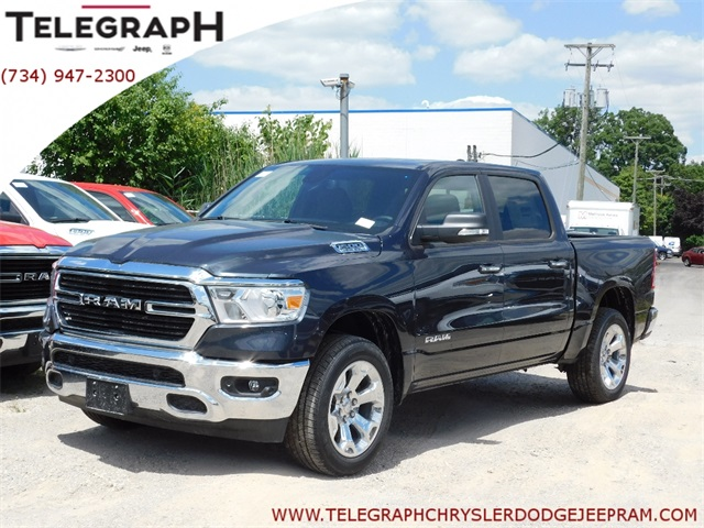 2019 Ram 1500 Crew Cab 4x4,  Pickup #9K087 - photo 1