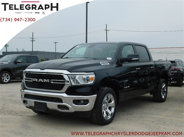 2019 Ram 1500 Crew Cab 4x4,  Pickup #9K117 - photo 1
