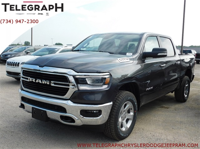 2019 Ram 1500 Crew Cab 4x4,  Pickup #9K247 - photo 1