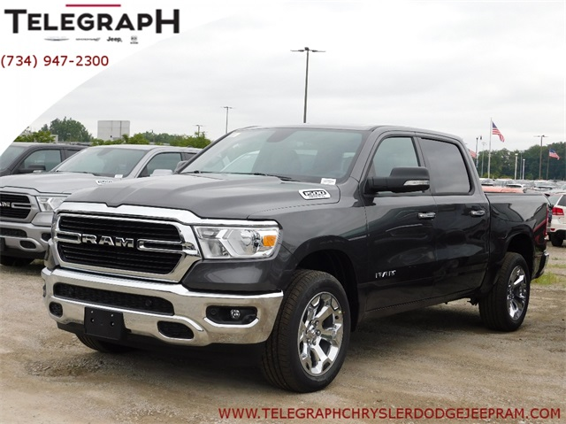2019 Ram 1500 Crew Cab 4x4,  Pickup #9K251 - photo 7
