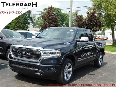2019 Ram 1500 Crew Cab 4x4,  Pickup #9K309 - photo 1