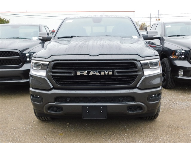 2019 Ram 1500 Quad Cab 4x4,  Pickup #9K383 - photo 3