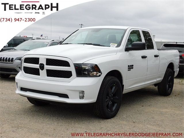 2019 Ram 1500 Quad Cab 4x4,  Pickup #9K389 - photo 1