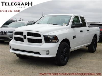2019 Ram 1500 Quad Cab 4x4,  Pickup #9K392 - photo 1