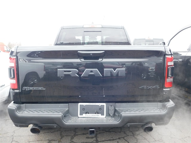 2019 Ram 1500 Crew Cab 4x4,  Pickup #9K543 - photo 2