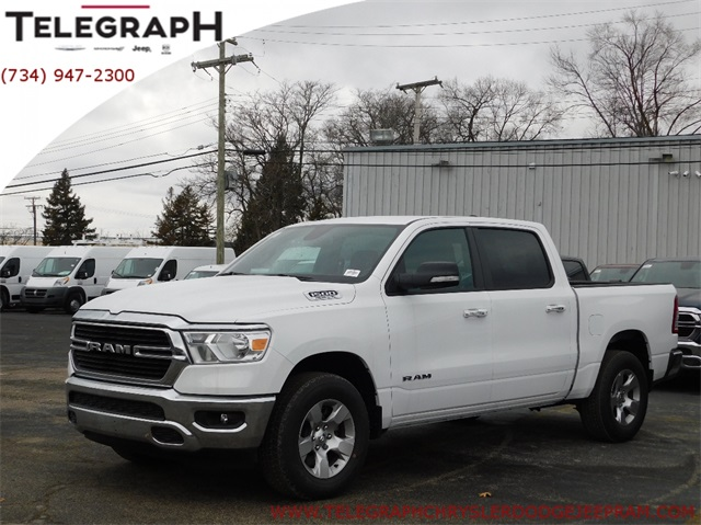 2019 Ram 1500 Crew Cab 4x4,  Pickup #9K727 - photo 1