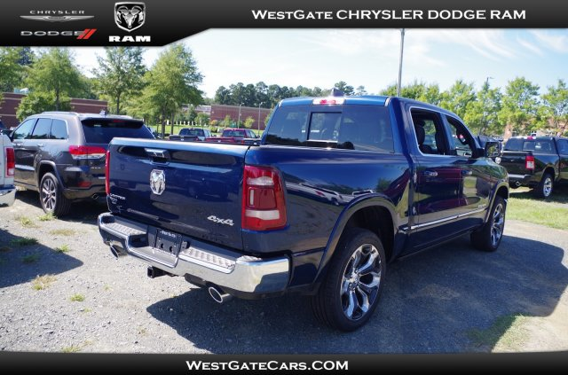 2019 Ram 1500 Crew Cab 4x4,  Pickup #D31799 - photo 2