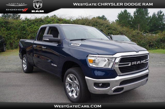 2019 Ram 1500 Quad Cab 4x4,  Pickup #D31949 - photo 1