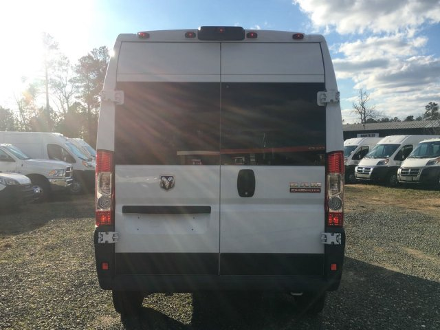 2018 ProMaster 1500 High Roof FWD,  Empty Cargo Van #D32033 - photo 5