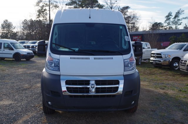 2018 ProMaster 2500 High Roof FWD,  Empty Cargo Van #D32034 - photo 3