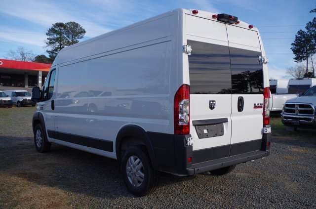 2018 ProMaster 2500 High Roof FWD,  Empty Cargo Van #D32034 - photo 4