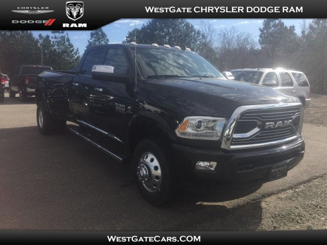 2018 Ram 3500 Crew Cab DRW 4x4,  Pickup #D32125 - photo 1