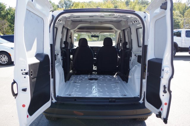 2018 ProMaster City FWD,  Empty Cargo Van #D32175 - photo 2