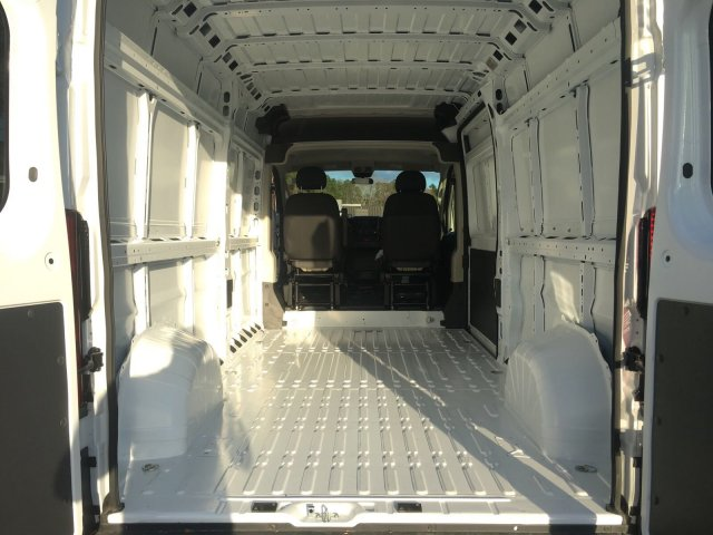 2018 ProMaster 2500 High Roof FWD,  Empty Cargo Van #D32186 - photo 2