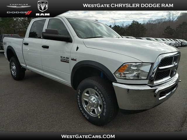 2018 Ram 2500 Crew Cab 4x4,  Pickup #D32225 - photo 1
