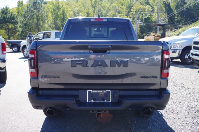 2019 Ram 1500 Crew Cab 4x4,  Pickup #D32255 - photo 4