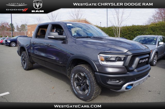 2019 Ram 1500 Crew Cab 4x4,  Pickup #D32576 - photo 1