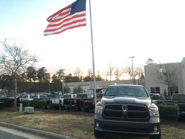 2019 Ram 1500 Quad Cab 4x4,  Pickup #D32708 - photo 3