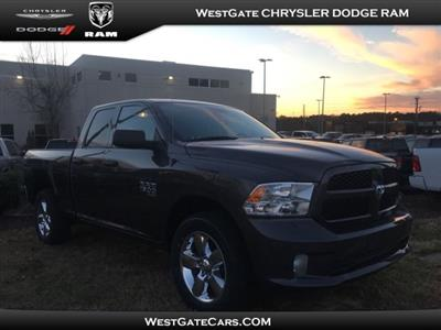 2019 Ram 1500 Quad Cab 4x4,  Pickup #D32708 - photo 1