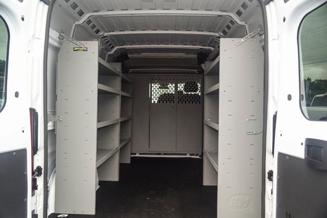2018 ProMaster 2500 High Roof FWD,  Upfitted Cargo Van #N18-7002 - photo 2