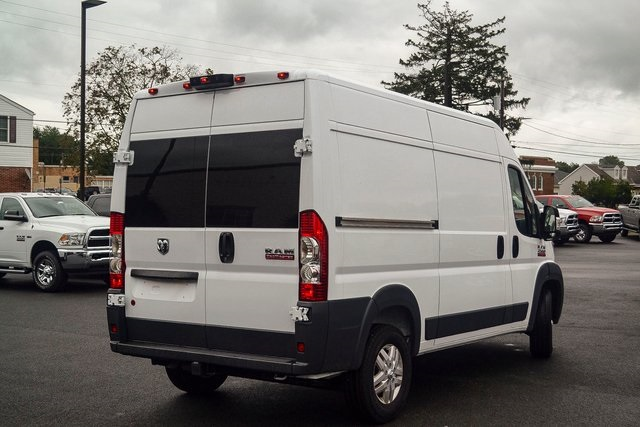 2018 ProMaster 2500 High Roof FWD,  Upfitted Cargo Van #N18-7002 - photo 4