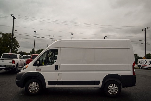 2018 ProMaster 2500 High Roof FWD,  Upfitted Cargo Van #N18-7002 - photo 7