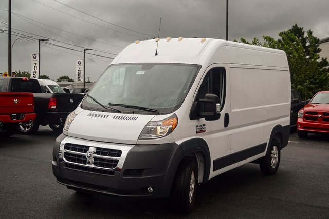 2018 ProMaster 2500 High Roof FWD,  Upfitted Cargo Van #N18-7002 - photo 8