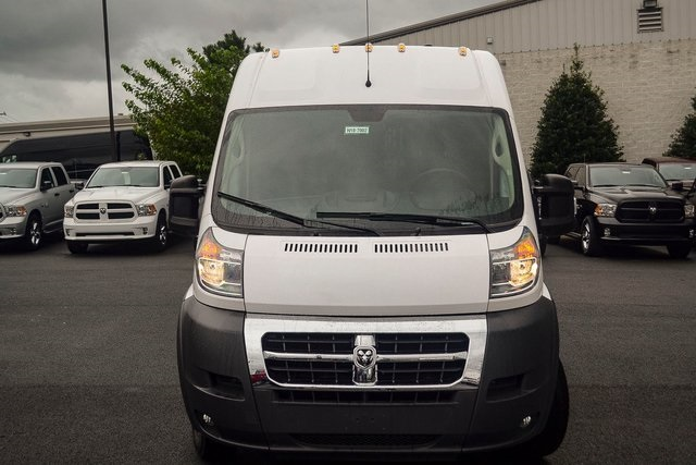 2018 ProMaster 2500 High Roof FWD,  Upfitted Cargo Van #N18-7002 - photo 9