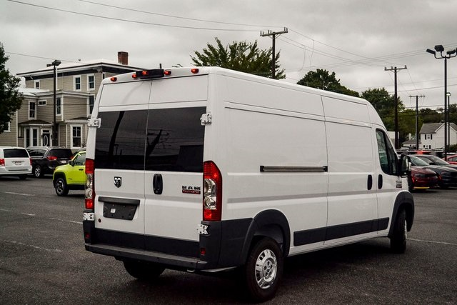 2018 ProMaster 2500 High Roof FWD,  Empty Cargo Van #N18-7011 - photo 4