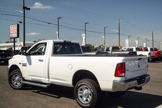 2018 Ram 2500 Regular Cab 4x4,  Pickup #N18-7084 - photo 5