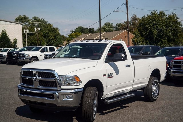 2018 Ram 2500 Regular Cab 4x4,  Pickup #N18-7084 - photo 7