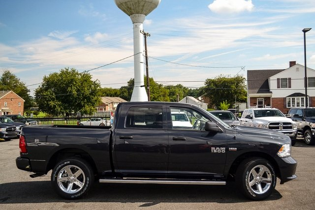 2018 Ram 1500 Crew Cab 4x4,  Pickup #N18-7097 - photo 3