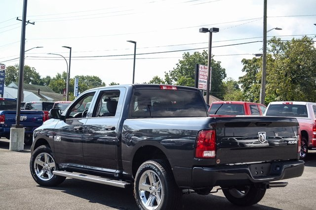 2018 Ram 1500 Crew Cab 4x4,  Pickup #N18-7097 - photo 5