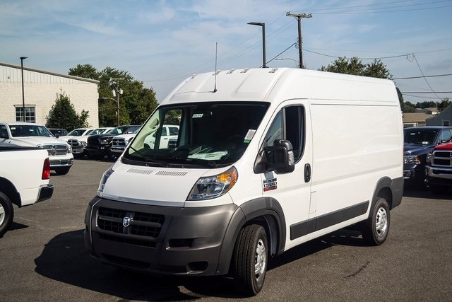 2018 ProMaster 1500 High Roof FWD,  Empty Cargo Van #N18-7216 - photo 8