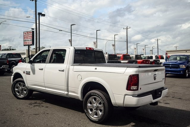 2018 Ram 3500 Crew Cab 4x4,  Pickup #N18-7302 - photo 5