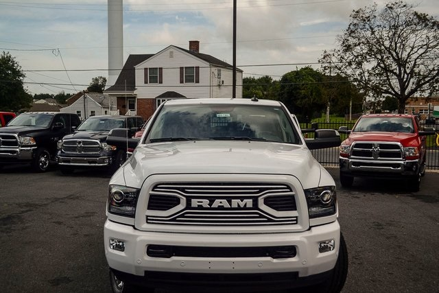 2018 Ram 3500 Crew Cab 4x4,  Pickup #N18-7302 - photo 8