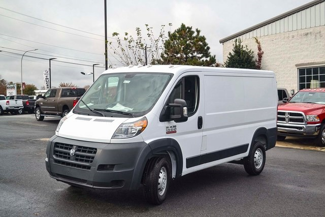 2018 ProMaster 1500 Standard Roof FWD,  Empty Cargo Van #N18-7316 - photo 8