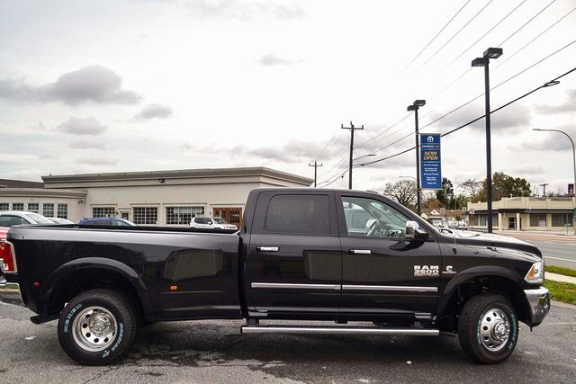 2018 Ram 3500 Crew Cab DRW 4x4,  Pickup #N18-7330 - photo 3