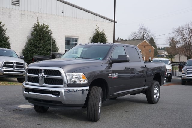 2018 Ram 2500 Crew Cab 4x4,  Pickup #N18-7331 - photo 7
