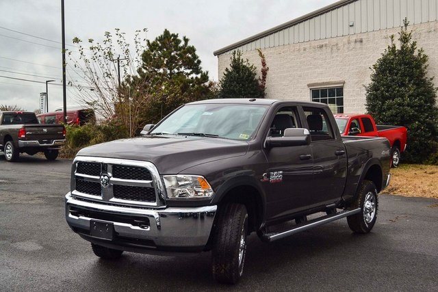 2018 Ram 2500 Crew Cab 4x4,  Pickup #N18-7338 - photo 7