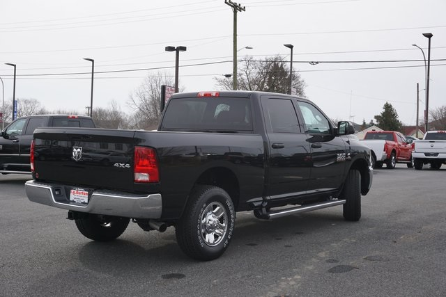 2018 Ram 2500 Crew Cab 4x4,  Pickup #N18-7350 - photo 2